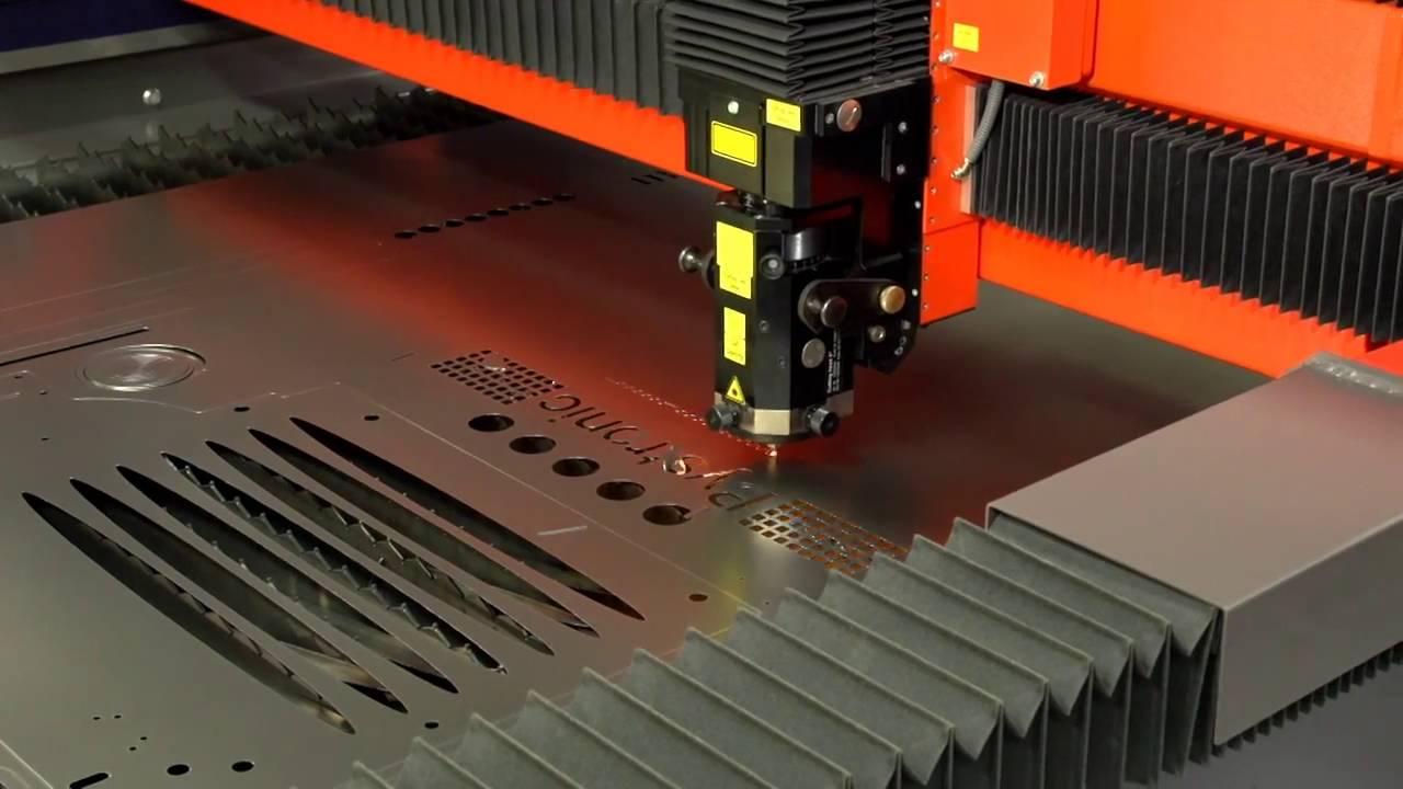 Những điều cần biết về gia công cắt laser
